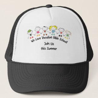 École de bible de vacances casquette
