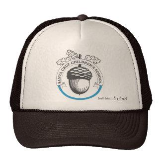 École de casquette de gland petite