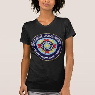 École de police t-shirt