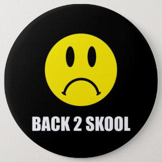 École du dos deux triste badges