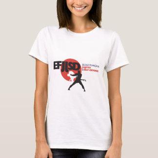 Ecole Française de JuJitsu et Self-Défense T-shirt