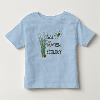 Écologie de marais de sel - T-shirt d'enfant en
