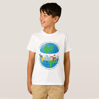 Écologiste classé par enfant t-shirt