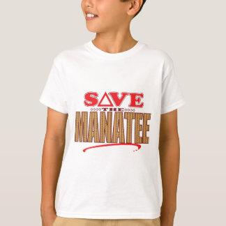 Économies de lamantin t-shirts