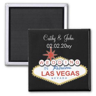 Économies de mariage de Vegas l'aimant de date