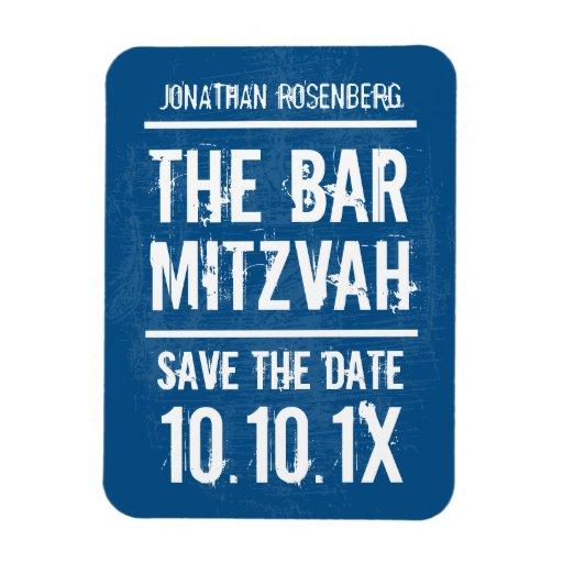 Économies de Mitzvah de barre de groupe de rock l' Magnets En Rectangle