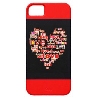 Économies de Saint-Valentin de coeur d amour le ro Coques Case-Mate iPhone 5