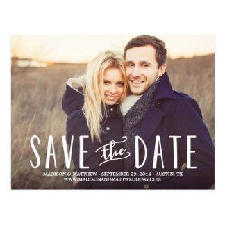 Invitations réservez la date