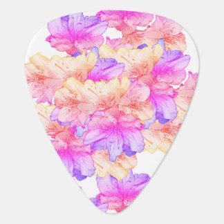 Économies roses d'illustration de fleur de la onglet de guitare