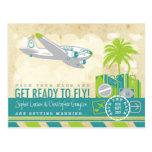 Économies tropicales de voyage de ligne aérienne l