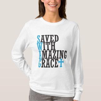 Économisé avec le sweat - shirt à capuche