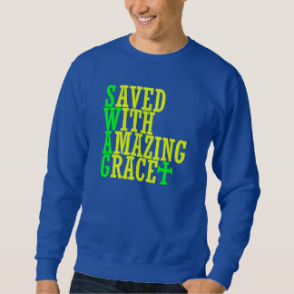 Économisé avec le sweatshirt extraordinaire de