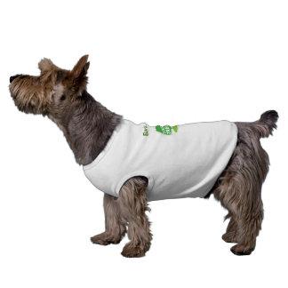 Écorcez l'écorce, celle est ce qui l'arbre a indiq t-shirt pour chien