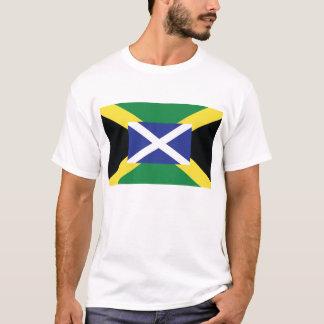 Écossais jamaïcain t-shirt