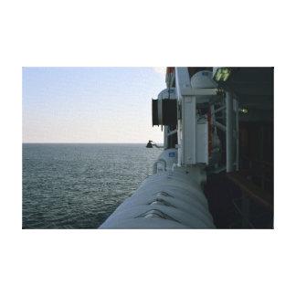 Écran crépuscule/bateau toiles