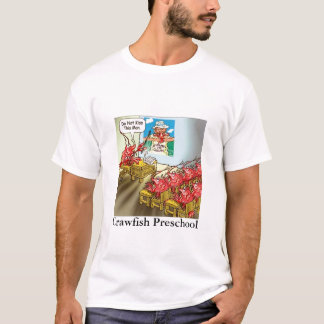 écrevisses la Nouvelle-Orléans T-shirt