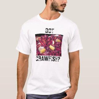 Écrevisses obtenues ? écrevisses de T-shirt