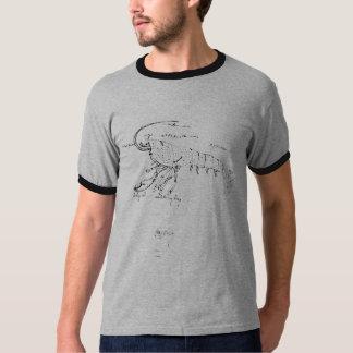 écrevisses t-shirt