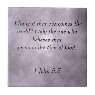 Écriture sainte de Jésus Carreau