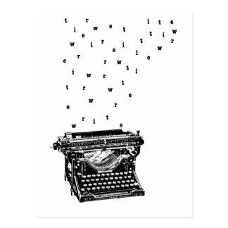 Écrivez la carte postale