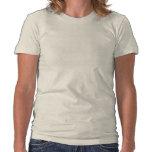 Écrivez la pièce en t organique t-shirts