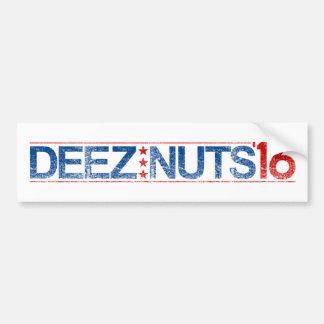 Écrous 2016 de Deez Autocollant Pour Voiture