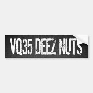 Écrous de VQ35 Deez Adhésif Pour Voiture