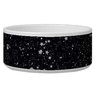 Écuelle Parties scintillantes Stars2 - Noir argenté
