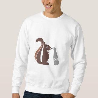 Écureuil 0025 OR Sweatshirt