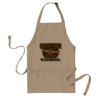Écureuil de vol superbe tablier