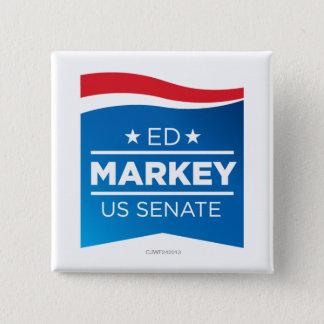 Ed Markey pour le bouton de sénateur Badges