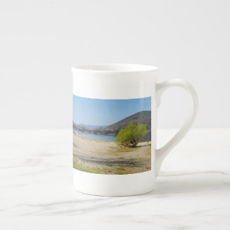 Edersee au ruisseau de cerf commun mug