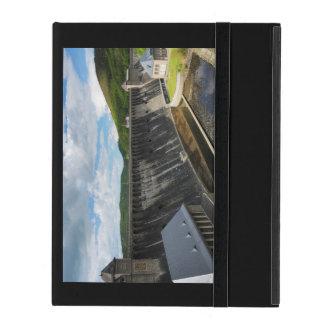 Edersee barrage avec la serrure Waldeck Étuis iPad