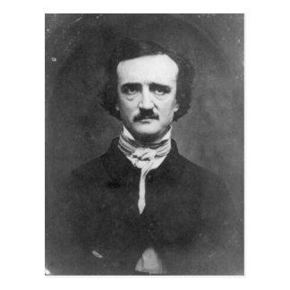 Edgar Allan Poe-1848 Carte Postale