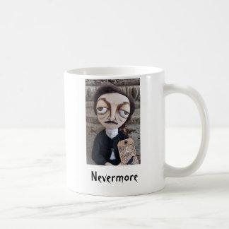 Edgar Allan Poe attaquent plus jamais Mug