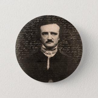 Edgar Allan Poe Badge