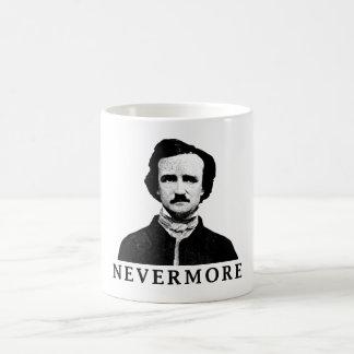 Edgar Allan Poe - plus jamais Mug