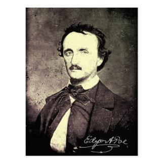 Edgar Allan Poe *Restored et Refinished* Carte Postale