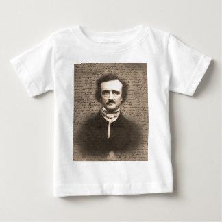 Edgar Allan Poe T-shirt Pour Bébé