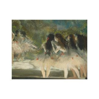 Edgar Degas - ballet à l'opéra de Paris Toiles