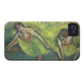 Edgar Degas | détente de deux danseurs Coque Case-Mate iPhone 4