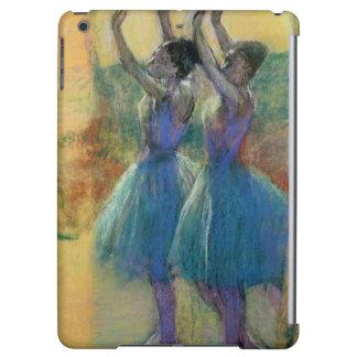 Edgar Degas | deux danseurs bleus