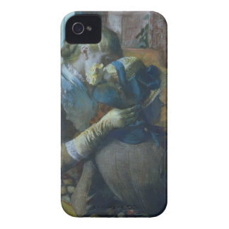 Edgar Degas | deux femmes Coques iPhone 4