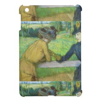 Edgar Degas | deux femmes se penchant sur une Étui iPad Mini