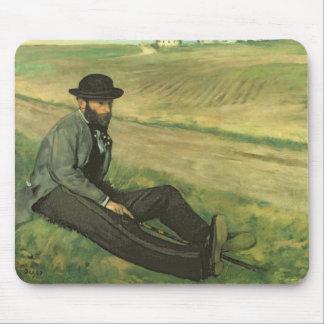 Edgar Degas | Eugene Manet Tapis De Souris