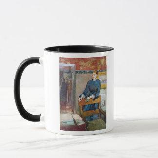 Edgar Degas | Helene Rouart dans l'étude de son Mugs