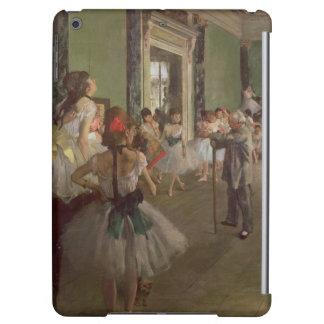 Edgar Degas | la classe de danse, c.1873-76