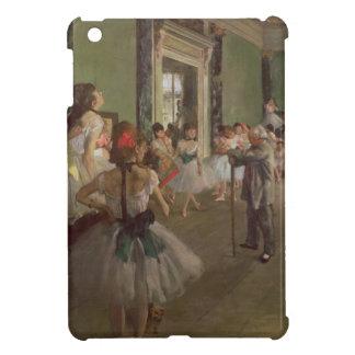 Edgar Degas | la classe de danse, c.1873-76 Coques Pour iPad Mini