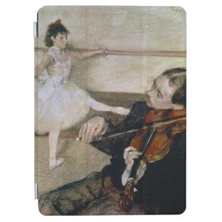 Edgar Degas | la leçon de danse, c.1879 Protection iPad Air