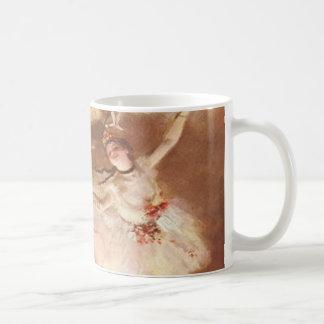 Edgar Degas la tasse d'étoile